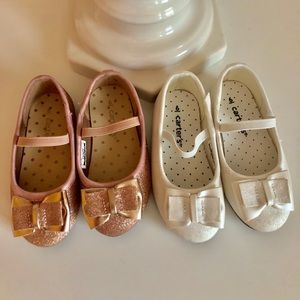 Sparkle Toddler Party Shoes